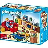 Playmobil - 4282 - Jeu de construction - Salle de séjour