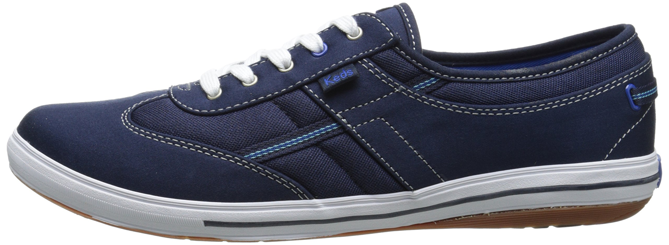 Keds Women's Craze T-Toe Twill Sneaker, Peacoat Navy, 10 M US by Keds (Image #5)