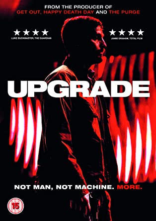 Upgrade Dvd 2018 Amazoncouk Logan Marshall Green Melanie