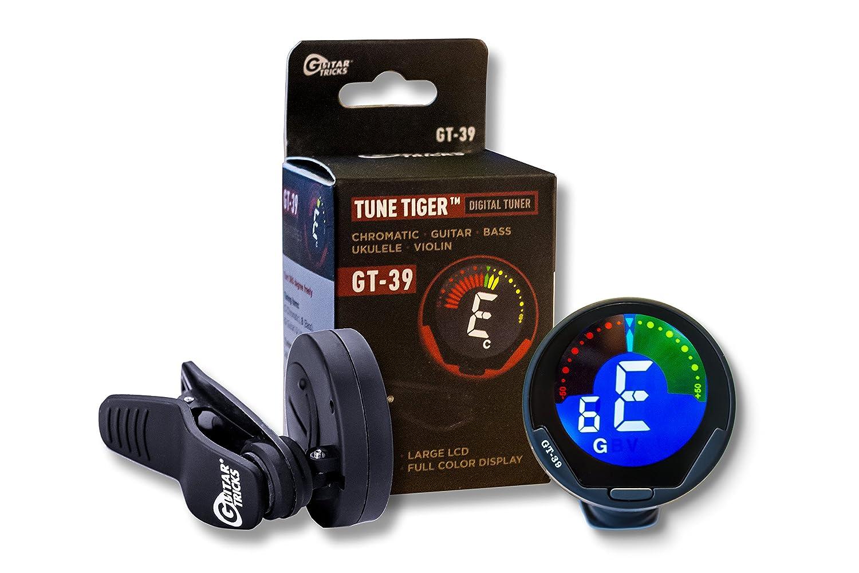 Tune Tiger - Afinador para guitarra: Amazon.es: Instrumentos musicales
