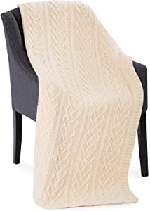 Free SAOL 100% Super Soft Merino Wool Heart Pattern...
