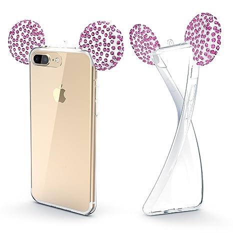 custodia iphone 8 plus orecchie