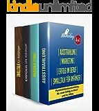 Ausstrahlung | Marketing | Erfolg im Beruf | Smalltalk für Anfänger: Persönlichkeitsentwicklung für mehr Erfolg im Beruf und im Alltag (4 in 1 Buch) (German Edition)