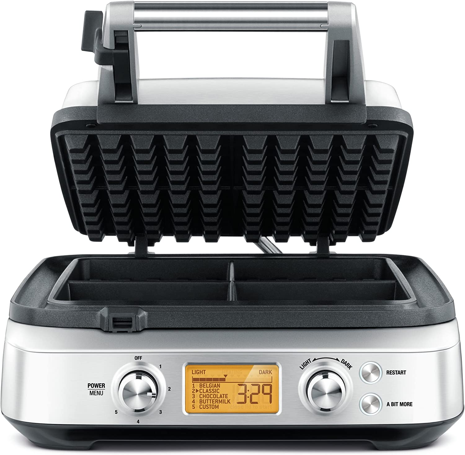 Breville The Smart Waffle Review