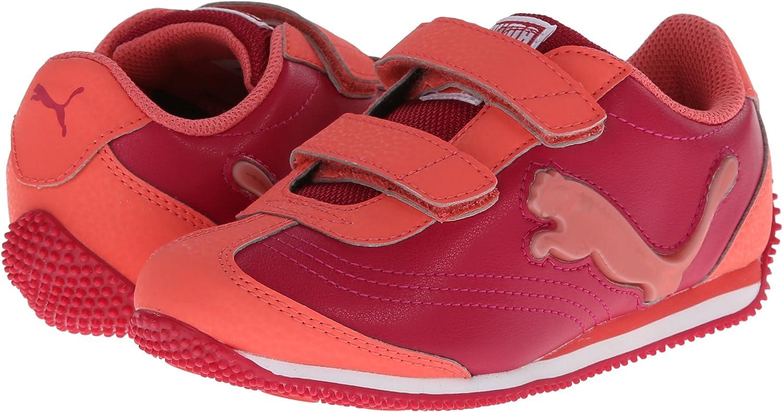 Toddler//Little Kid//Big Kid PUMA Speeder Illuminescent V Light Up Sneaker