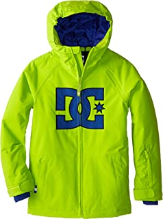 3e0b07b2b Amazon.com  DC Apparel Big Boys  Story Snow Jacket  Clothing