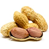 Sky | Premium USA Grown, Raw Peanuts in Shell For Squirrels, Unsalted Peanuts In The Shell, Boiled Peanuts, Jumbo Raw Peanuts
