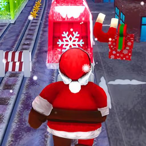 Santa Claus Rush  Christmas Story