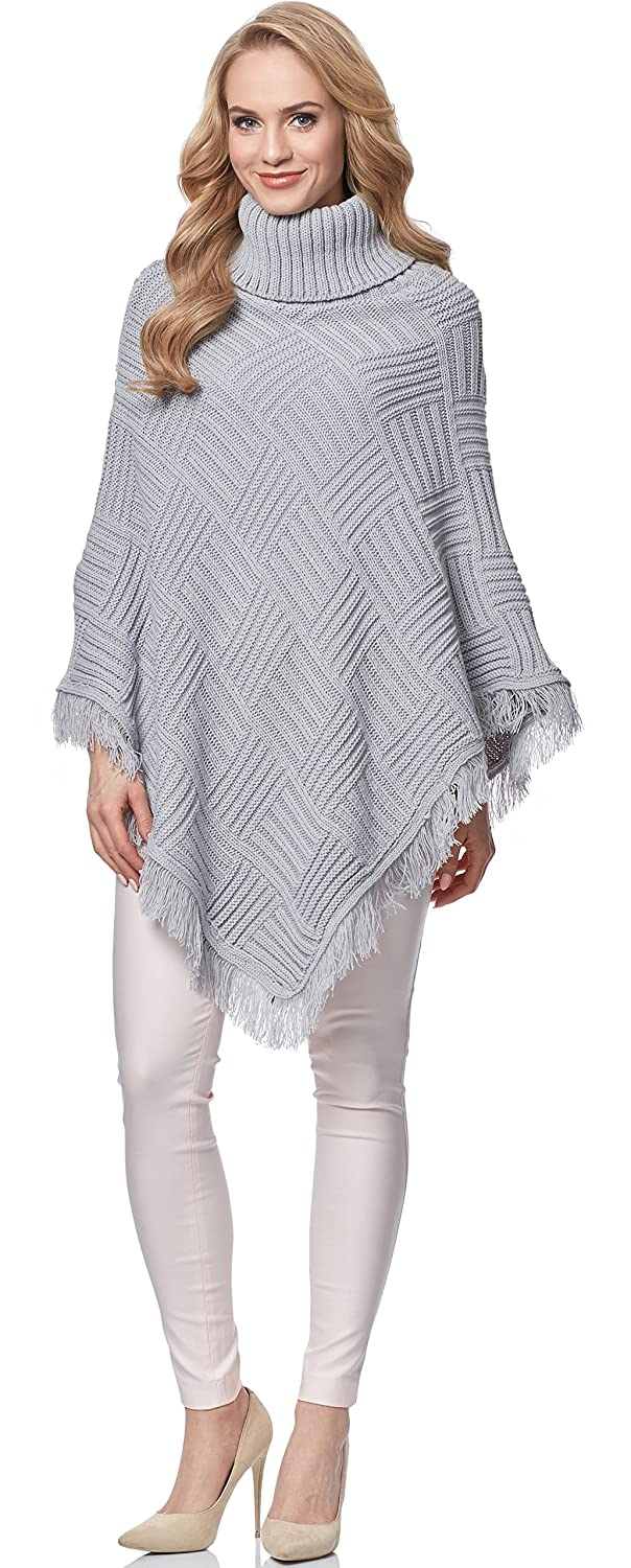 Merry Style Poncho Donna MSSE0023