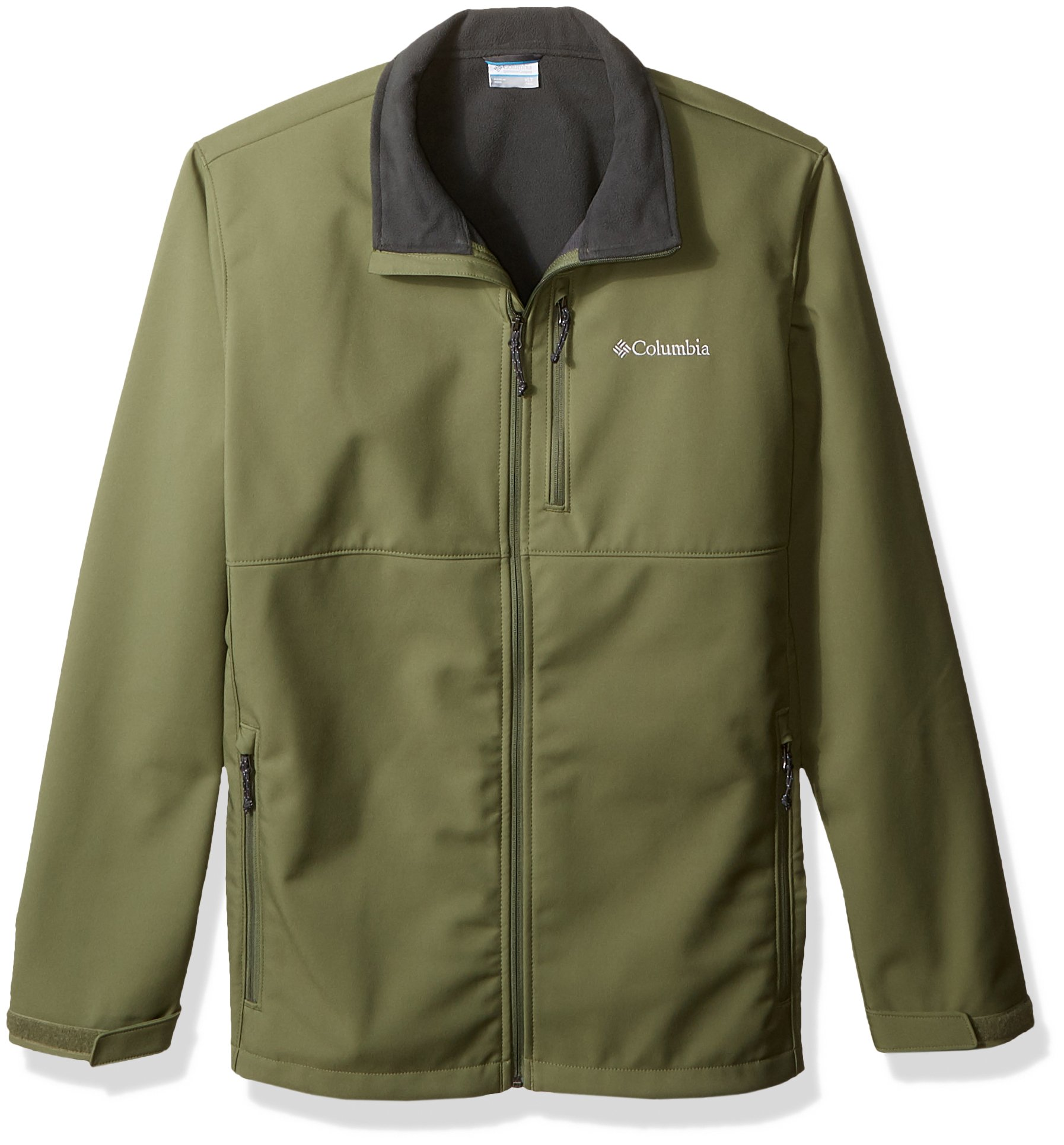 Columbia Men's Ascender Softshell Jacket, Water & Wind Resistant