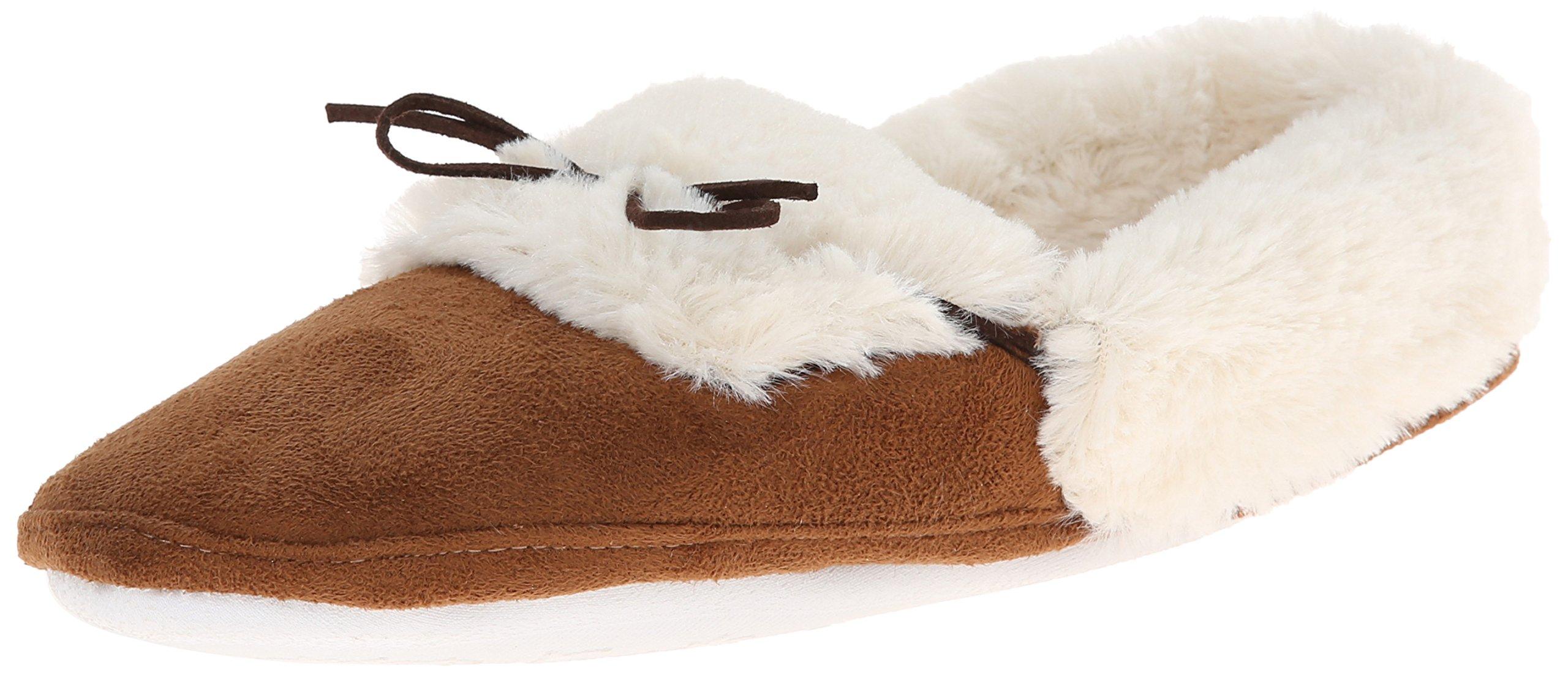 Gold Toe Women's Furry, Camel Medium/8 M US