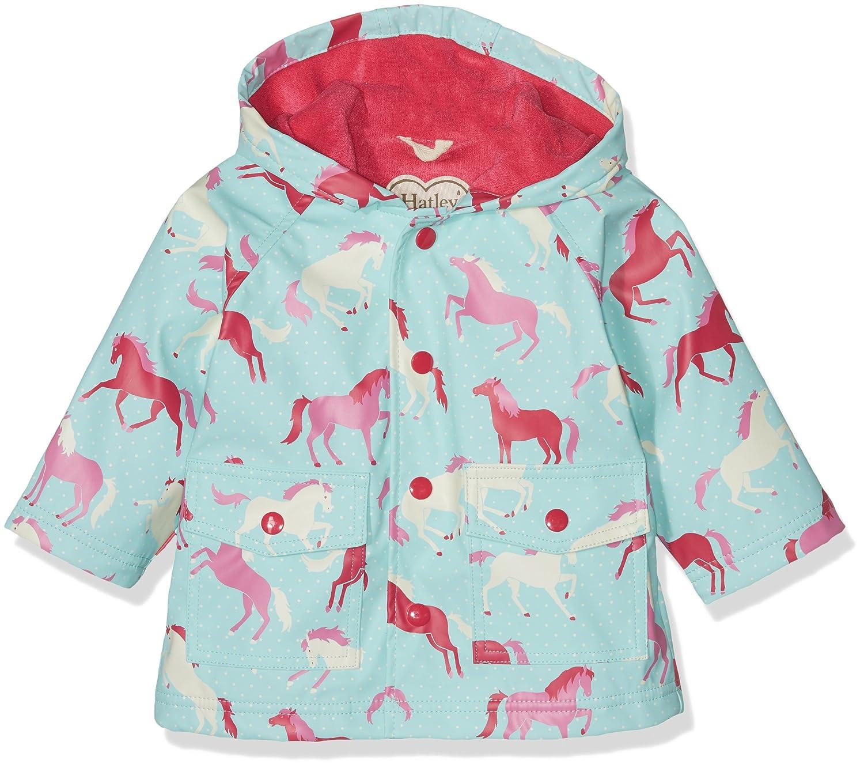 Hatley Baby Girls' Printed Raincoat