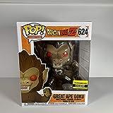 Boneco Dragon Ball Z Great Ape Goku Pop Funko 624 SUIKA 🙈🙈🙈