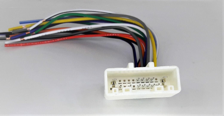 amazon com carxtc radio wire harness installs new car stereo fits Nissan Pathfinder Wire Harness