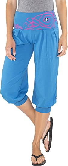 E9 Pantaloni Luna 3//4 Donna Pantaloni da Arrampicata