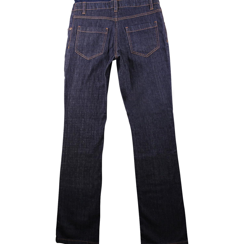 Schwangerschafts Jeans Hose dunkelblau mit Gummizug Gr.36 in