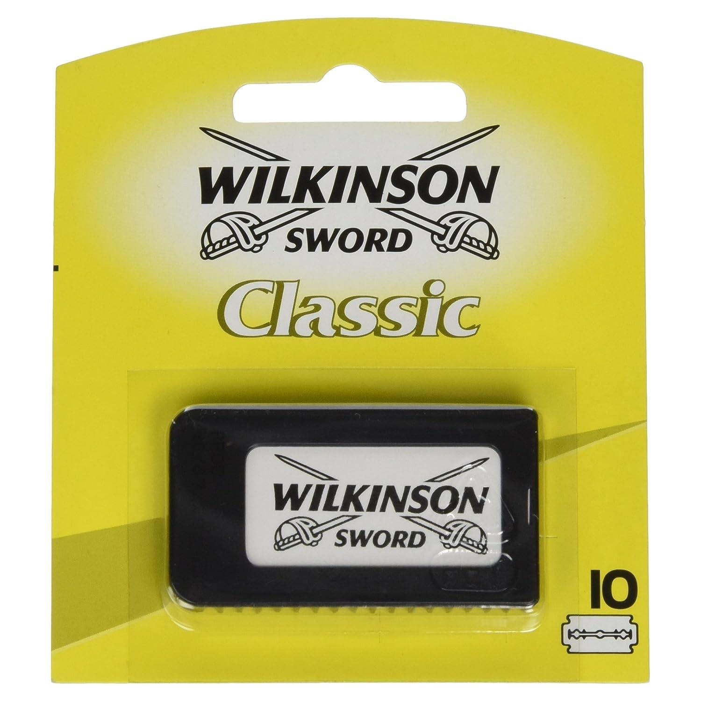 Wilkinson Classic - Cuchillas de afeitar (10 unidades) 409763