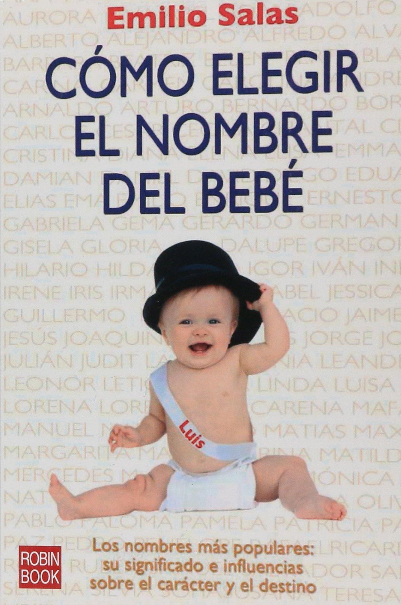 Cómo elegir el nombre del bebé pdf