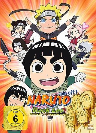 Naruto - Rock Lee und seine Ninja-Kumpels, Vol. 1 Alemania ...