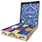 Pukka Tea Selection Box, Collection of Organic Herbal Teas (1 Box, 45 Sachets)