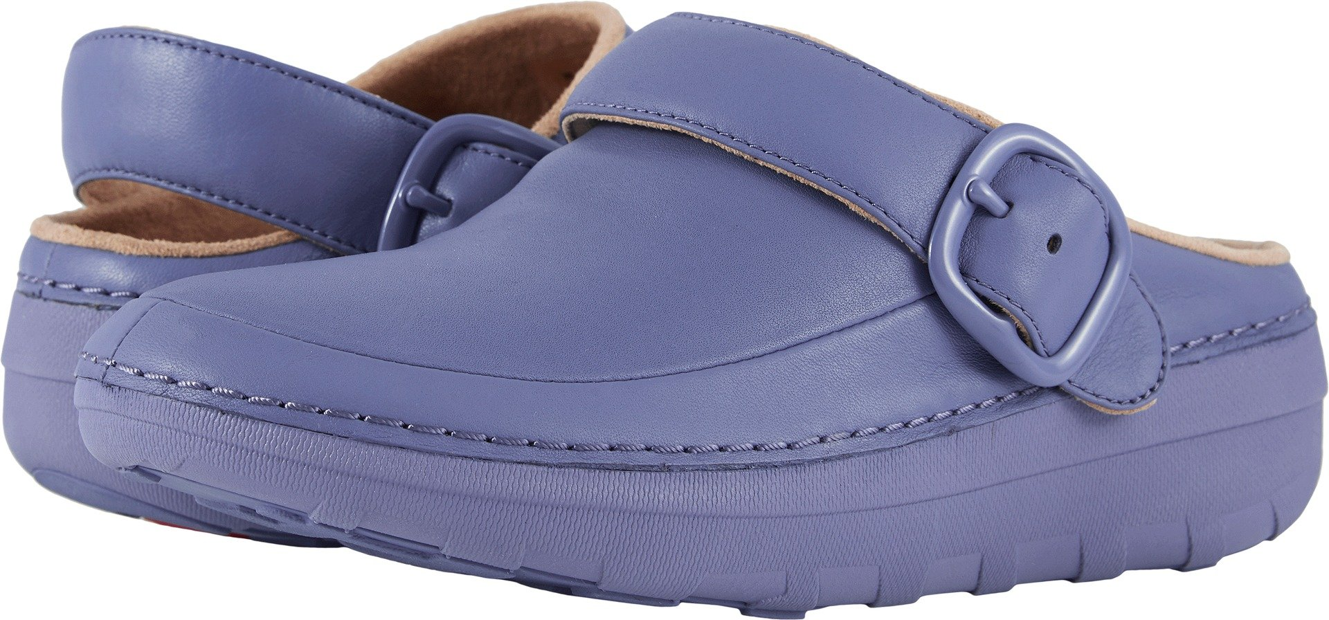 FitFlop Women's Gogh Pro Superlight Medical Professional Shoe, Indian Blue, 8 M US
