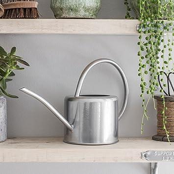 CKB Ltd® 1.9L d\'intérieur Can- en acier galvanisé – pour plantes  d\'intérieur contemporain Design Compact en métal avec bec étroit et haute  ...