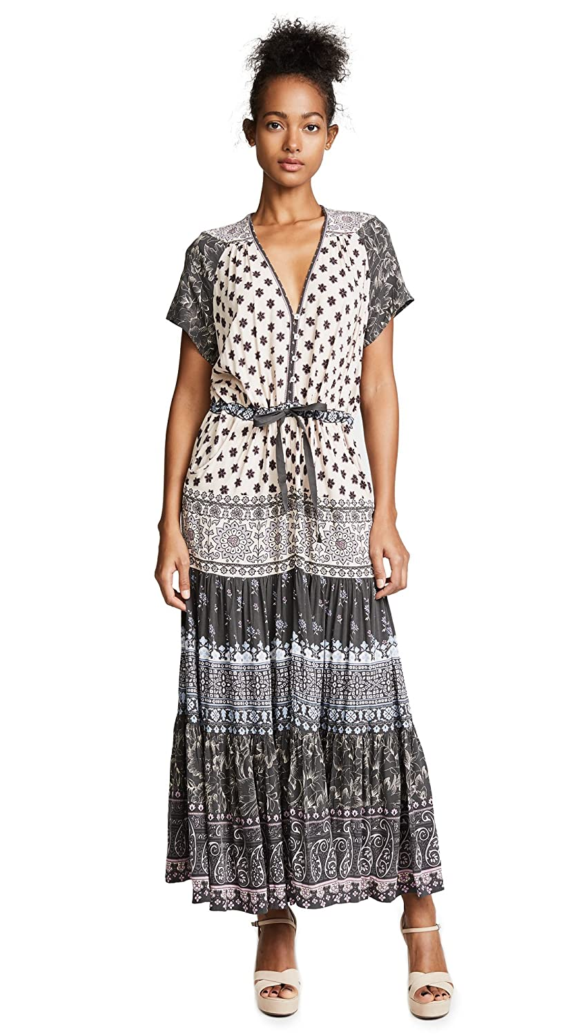 Spell and the Gypsy Collective Women\'s Winona Boho Maxi Dress at ...