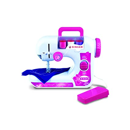Amazon NKOK A40 Singer EZ Stitch Chainstitch Sewing Machine Gorgeous Singer Ez Stitch Toy Sewing Machine