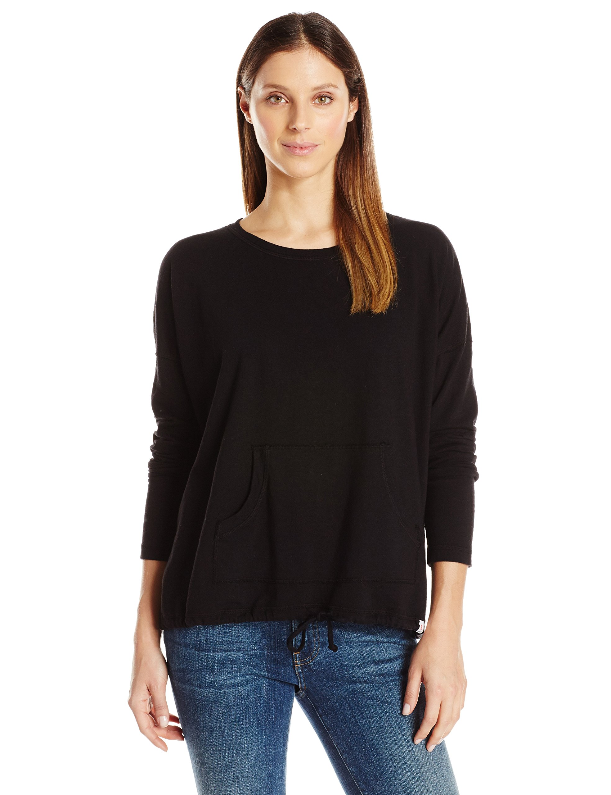 Vimmia Women's Cotton Pullover, Black, XS