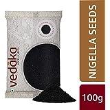 Amazon Brand - Vedaka Nigella Seeds (Kalonji), 100g