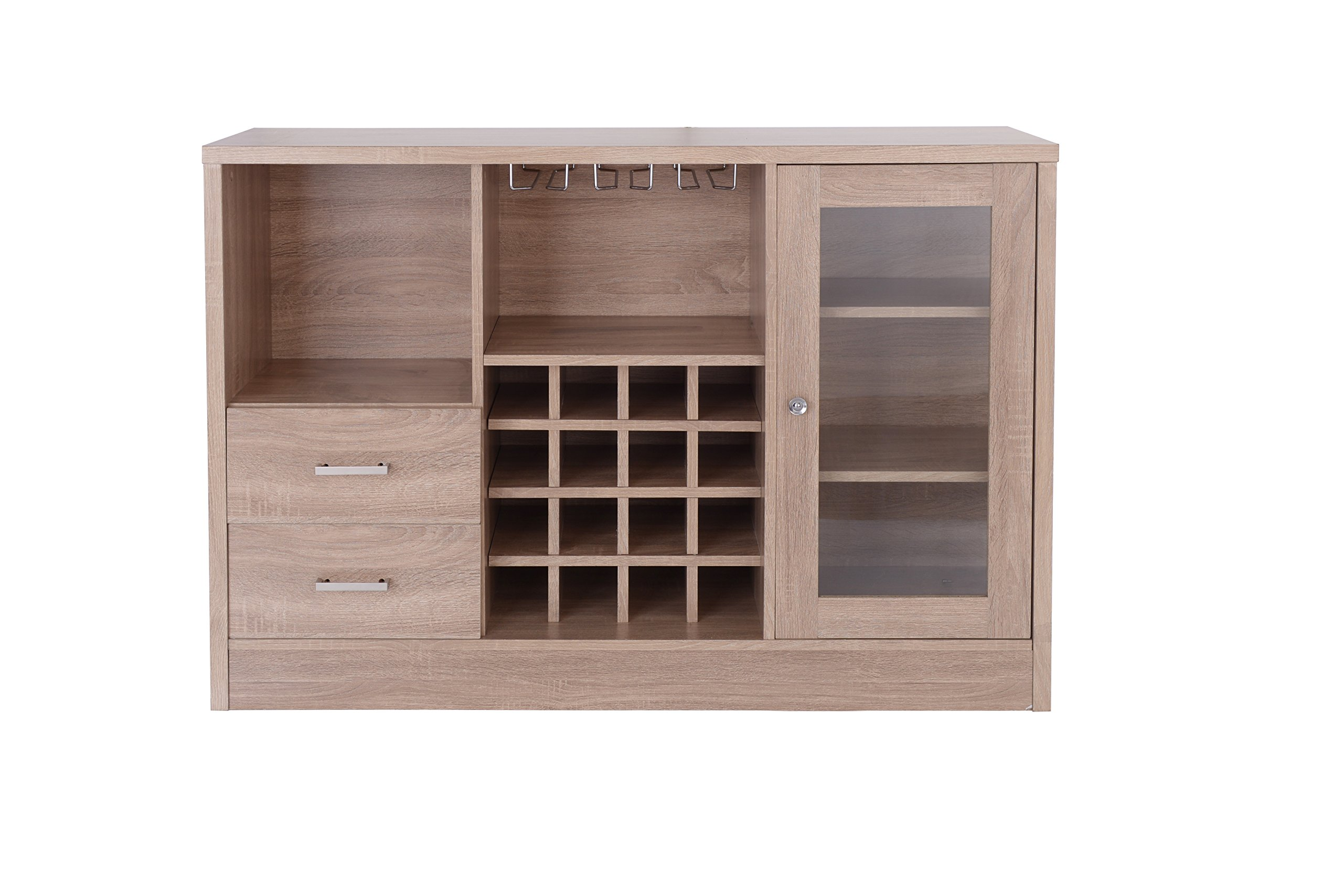 Acme Furniture 72635 Joice Rustic Oak Server by Acme Furniture (Image #2)
