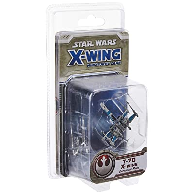 Star Wars: X-Wing - T-70: Toys & Games