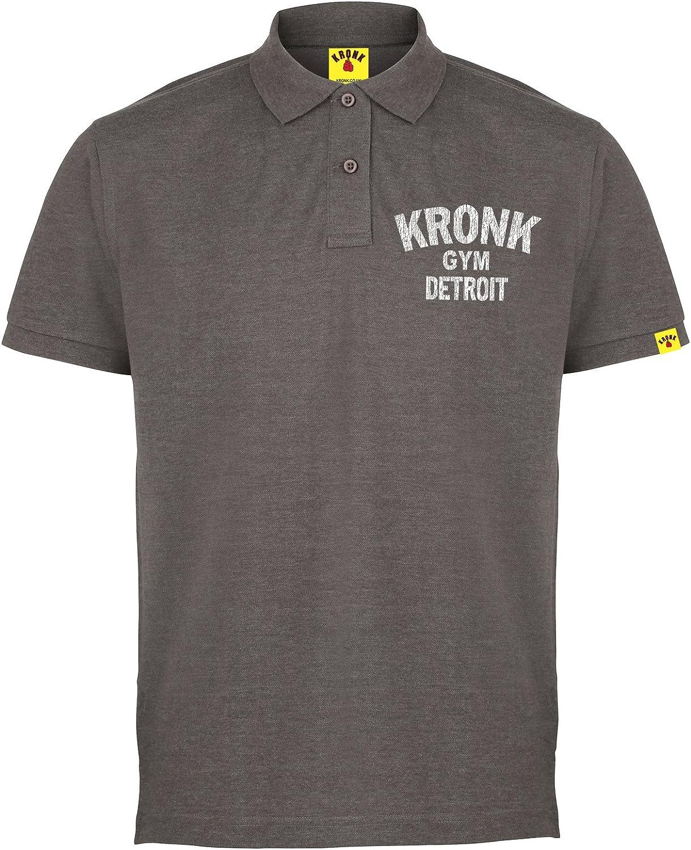 Polo de Kronk para hombre con inscripción