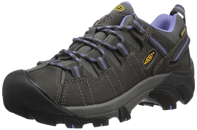 KEEN Women's Targhee II Hiking Shoe B00RLV3H88 10 B(M) US|Magnet/Periwinkle
