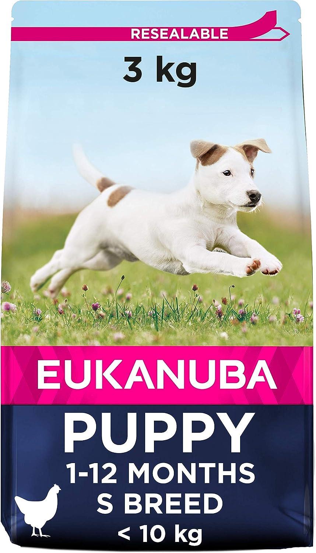 Eukanuba Cachorro Raza pequeña Pollo