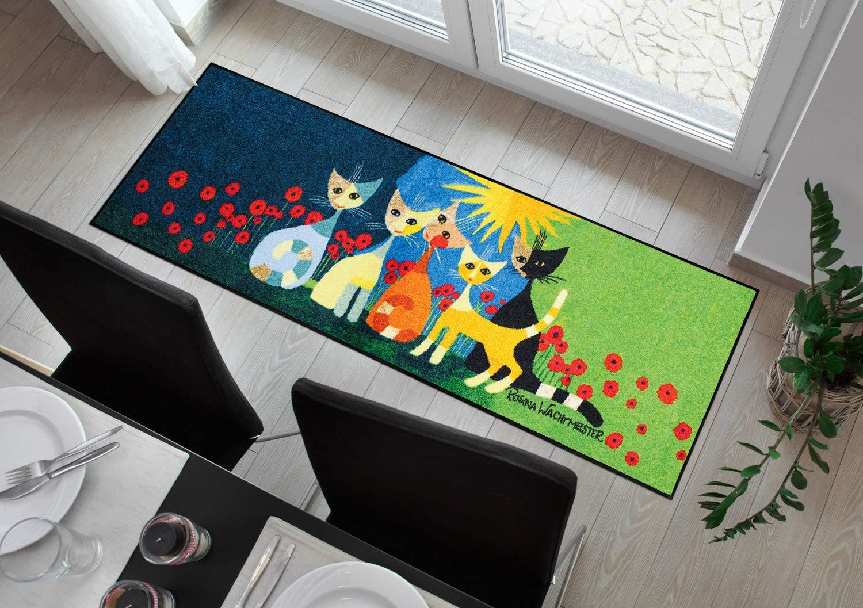 Salonloewe Fußmatte waschbar UNA Bella compagnia 50x75 cm SLD1423-050X075 B06X9F6KNQ B06X9F6KNQ B06X9F6KNQ Fumatten e8e9af
