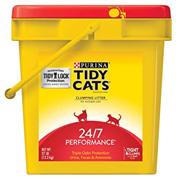 graphic about Tidy Cat Printable Coupon referred to as Purina Tidy Cats 24/7 Overall performance Clumping Cat Clutter