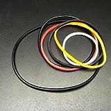 EUDAX 82 pcs Plastic Gear Package Kit DIY Gear