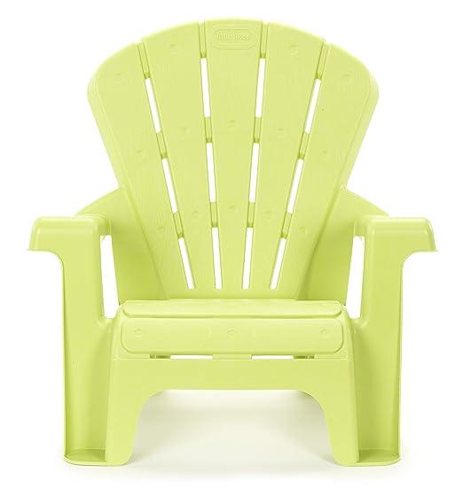 2 opinioni per Little Tikes – Garden Chair – Sedia Da Giardino Per Bambino 46 Cm – Verde