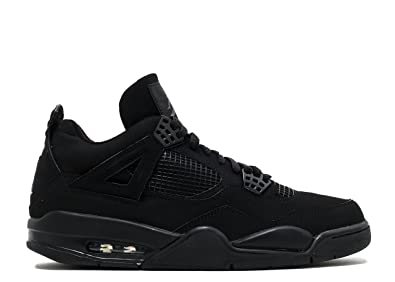 729f261b8454 Nike Air Jordan 4 Retro  Black Cat  2006 - Black Black-Light ...