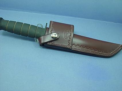 Amazon.com: Cruz Draw cuchillo vaina para la KA-BAR tanto ...