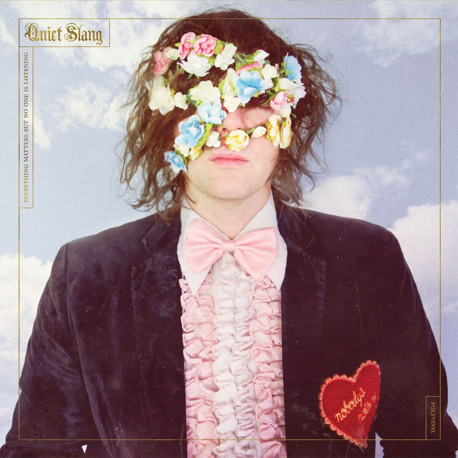 CD : Beach Slang - Everything Matters But No One Is Listening [quiet Slang] (CD)