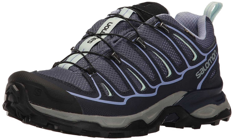 Salomon Women's X Ultra 2 GTX W Hiking Shoe B01HD2N8T2 9.5 B(M) US|Crown Blue/Evening Blue/Easter Egg