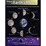 Trend Enterprises Phases of Earth's Moon Learning Chart (T-38292)