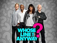 Whose Line Is It Anyway by The Cw