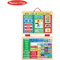 My First Daily Magnetic Calendar: Skill Builders - Magnetic Activities