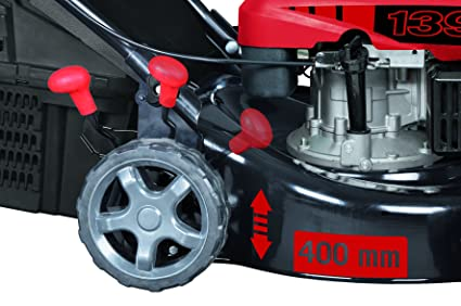Scheppach 5911205903 LMH400PM - Cortacésped de gasolina (caja de ...