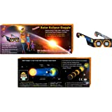 StepsToDo Prime Solar Eclipse Viewer Goggle
