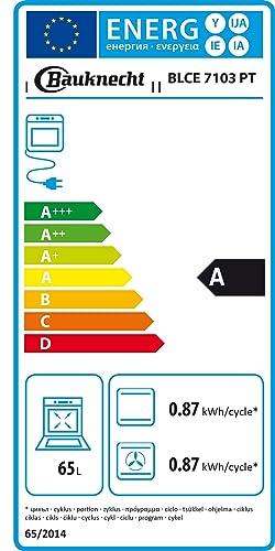 bauknecht heko 75bv10 in encastrable combinaison a plaque de cuisson cuisini re verre. Black Bedroom Furniture Sets. Home Design Ideas