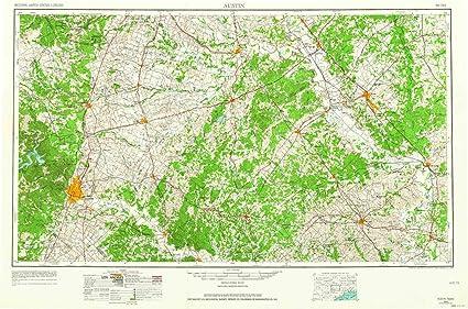 Amazon.com : YellowMaps Austin TX topo map, 1:250000 Scale ... on hula hut austin address map, baltimore md map, austin and surrounding map, austin usa map, atlanta ga map, downtown austin map, scottsdale az on a map, augusta ga map, austin iowa map, austin zip code map, austin texas, austin ohio map, raleigh nc map, southeast austin map, austin germany map, austin-area county map, texas map, austin waco map, houston map, austin city map,
